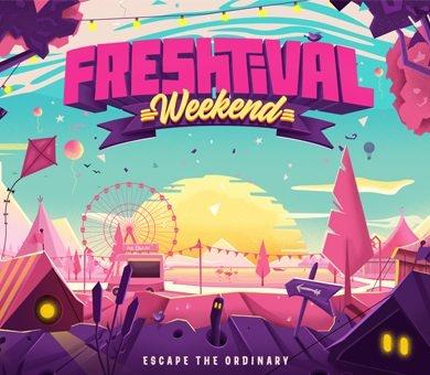 Freshtival – Artist management